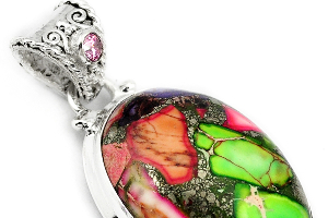 Spot Out a Vibrant Collection of Sea Sediment Jasper...