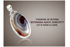 Thinking Of Buying Botswana Agate Jewelry?? Let's Have...