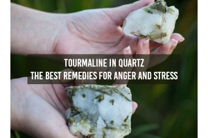 Tourmaline In Quartz - The Best Remedies For Anger And...
