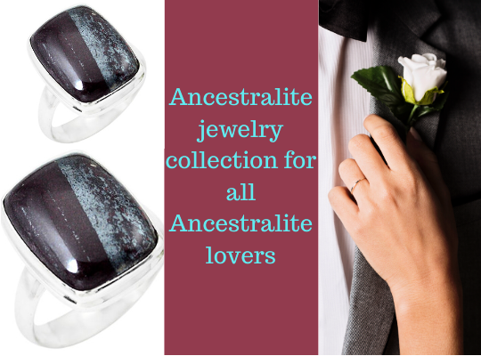 Ancestralite Jewelry Collection For All Ancestralite Lovers Image