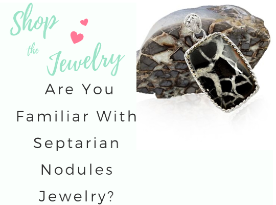 Are You Familiar With Septarian Nodules Jewelry Image