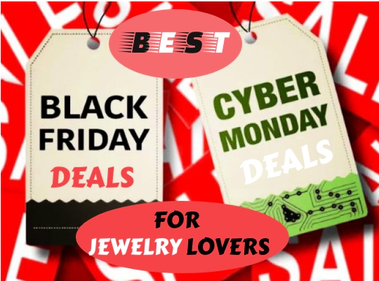 Best Black Friday & Cyber Monday Deals For Jewelry Lovers Image