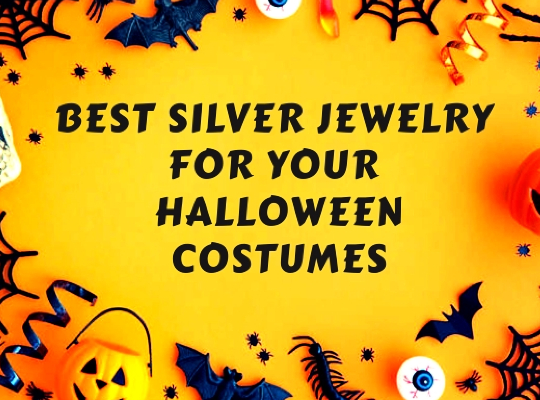 Best Silver Jewelry for your Halloween Costumes Image