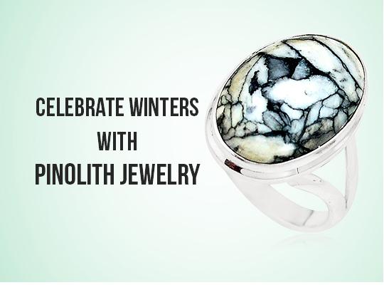 Celebrate Winters With Pinolith Jewelry Image