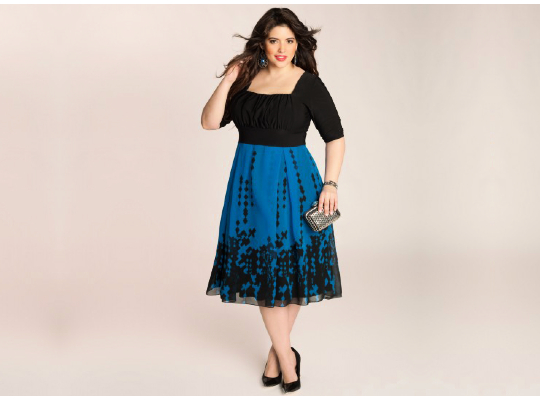 Fashion tips for curvy girls Image