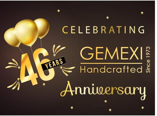 Gemexi's 46th Anniversary Image