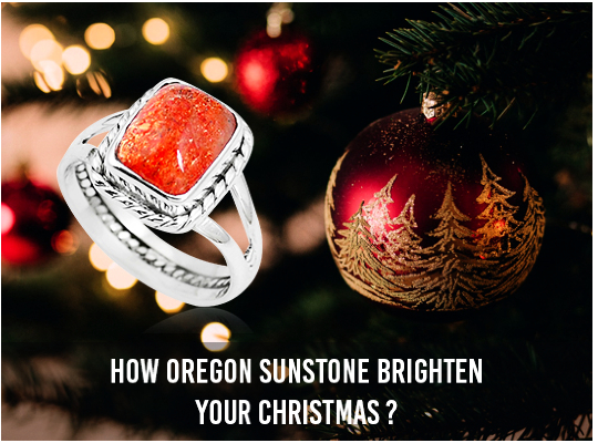 How Oregon Sunstone Brighten Your Christmas? Image