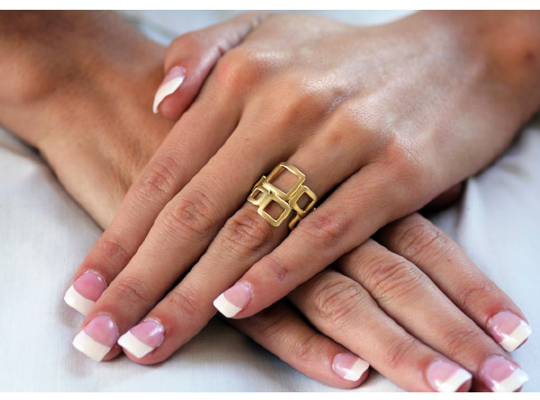 To know about the bling rings, all for different purpose and times Image