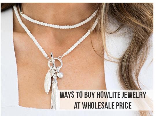 Ways To Buy Howlite Jewelry At Wholesale Price Image