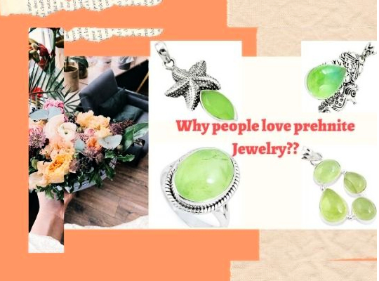 Why People Love Prehnite Jewelry?? Image