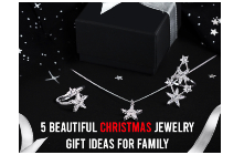 5 Beautiful Christmas Jewelry Gift Ideas For Family