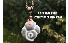 A New Jewelry Line Collection Of Fairy Stone