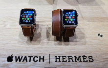 Apple Ties Up With Hermès for High Fashion Watch