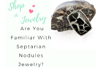 Are You Familiar With Septarian Nodules Jewelry