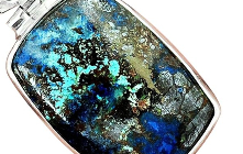 Blue Luminescence of Gems precipitates Trust and Respect