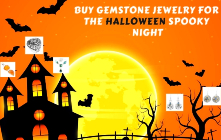 Buy Gemstone Jewelry for the Halloween Spooky Night