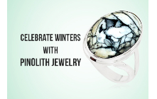 Celebrate Winters With Pinolith Jewelry