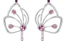 Depiction of Butterflies gives the Wings to your Jewel Desire!!