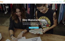 Etsy's New Online Marketplace On the Anvil