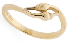 Feels the Riches of Gold in the Gold Wedding Bands of Fairtrade Gold