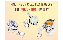 Find The Unusual Box Jewelry-The Poison Box Jewelry