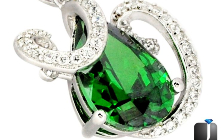 "Green Emerald, a Perfect Pick for your ""Big Day"" Jewelry"