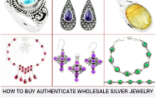How to Buy Authenticate Wholesale Silver Jewelry