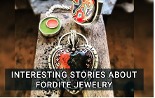 Interesting Stories About Fordite Jewelry