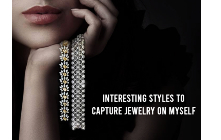 Interesting Styles To Capture Jewelry On Myself