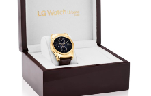 LG's New 23k Gold Smartwatch Launched