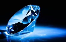 Multiple records set by the sale of blue diamond
