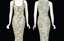 Princess Diana's Versace Gown Auctioned for $200,000
