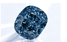 Rare Blue Moon Diamond To Be Up In Sotheby's Geneva Auction