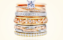 Record breaking year for the UK jewelry market, Clogau reported
