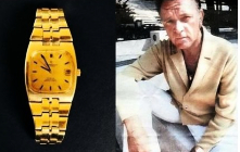 Richard Burton's Iconic Watch Surpasses Estimates, Sells for $12K