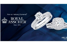 Royal Asscher and Helzberg Diamonds collaborate