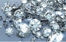Study extrapolated the synthetic diamond production to hit 20 million