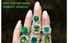 Tips For Wearing Peridot Jewelry