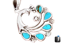 Turquoise Jewelry, which magnetizes the Hope and Maintain Life's Equilibrium