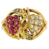 Schmaltzy Touch in Designs of Rings adds Personal significance