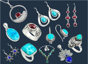 Silver Jewelry from Jaipur - Elegance and Magnanimousness Redefined