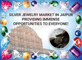 Silver Jewelry Market in Jaipur Providing Immense Opportunities to Everyone