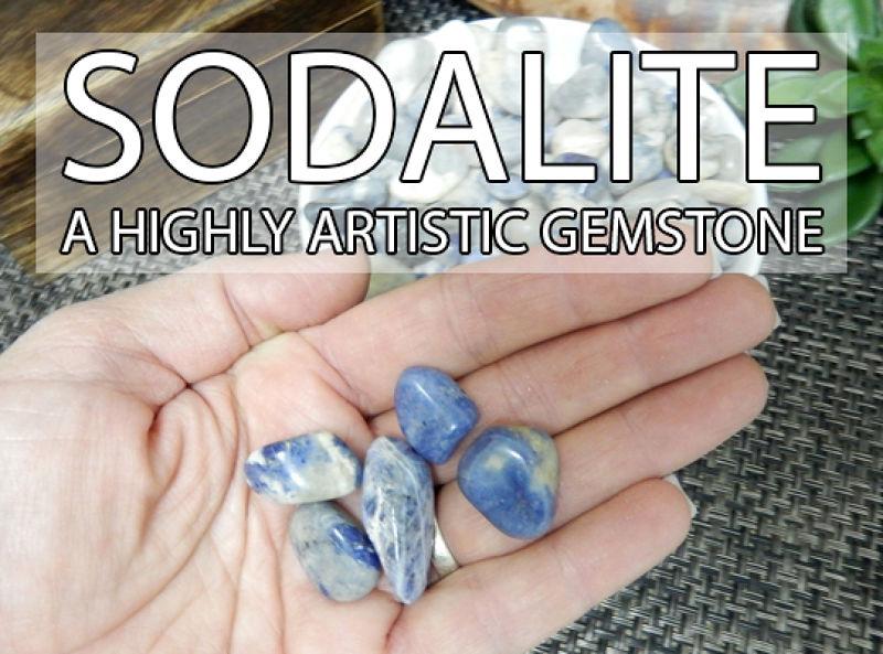 Sodalite - A Highly Artistic Gemstone