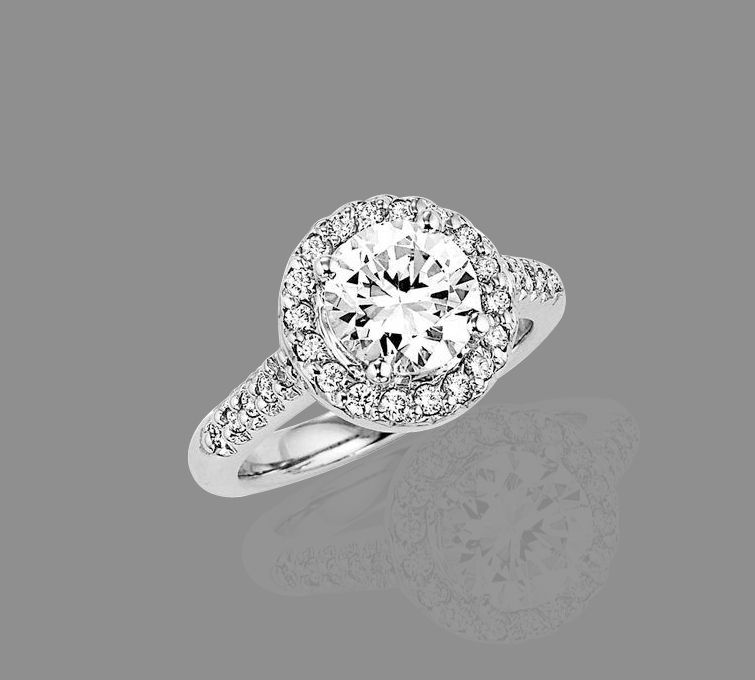 Sparkling Diamonds to cheer the womanhood and her beauty!!