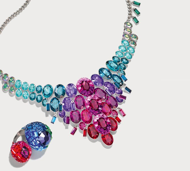 Swarovski Launches Under-the-sea Inspired Jewelry Collection