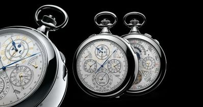 """Swiss Maker Unveils """"Most Complicated Watch Ever Made"""""""