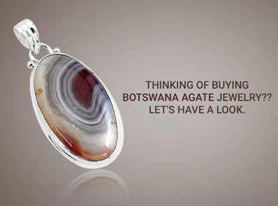 Thinking Of Buying Botswana Agate Jewelry?? Let's Have A Look