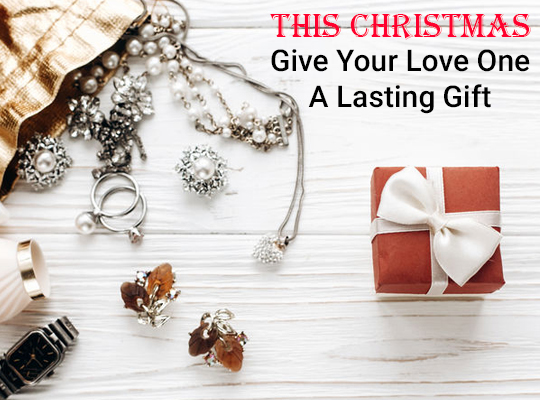 This Christmas Give Your Love One A Lasting Gift