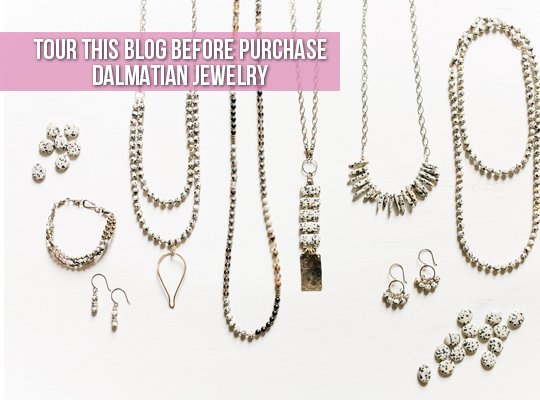 Tour This Blog Before You Purchase Dalmatian Jewelry