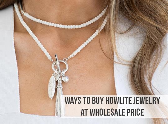 Ways To Buy Howlite Jewelry At Wholesale Price